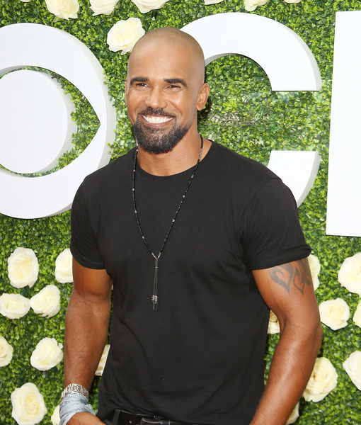 Shemar Moore on Final Text from 'Mentor' Kristoff St. John
