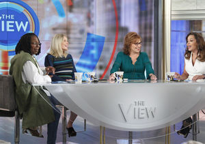 Joy Behar on Why Whoopi Goldberg Should Stay on 'The View'
