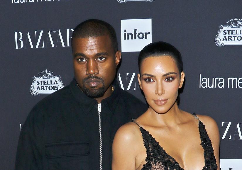 Kim Kardashian & Kanye West Expecting Baby #4