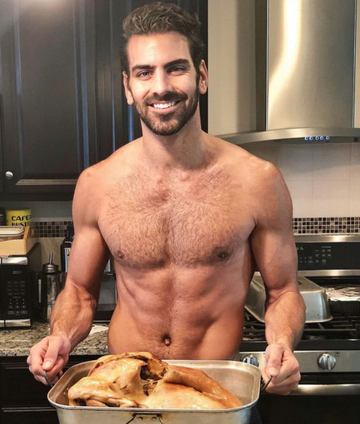 Pics! Stars Celebrate Thanksgiving 2017