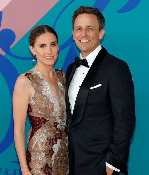 Baby News! Seth Meyers & Alexi Ashe Expecting Second Child