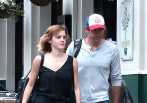Emma Watson & William 'Mack' Knight Split