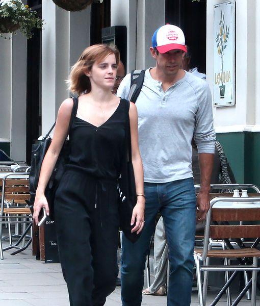 Emma Watson & William 'Mack' Knight Split