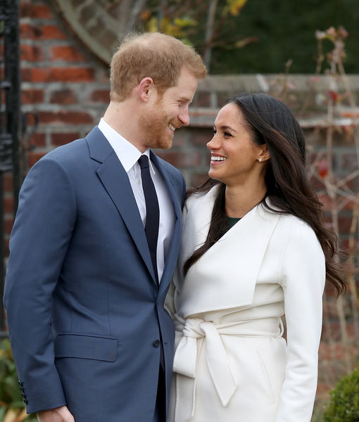 Prince Harry & Meghan Markle Reveal Surprising Choice for Royal Wedding Cake