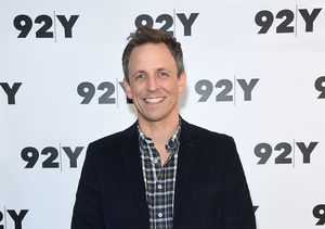 Seth Meyers Is the Golden Globes 2018 Host