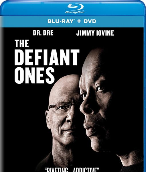 Win It! 'The Defiant Ones' on Blu-ray and DVD