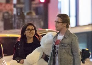 New Pic! Macaulay Culkin Spotted with Famous GF