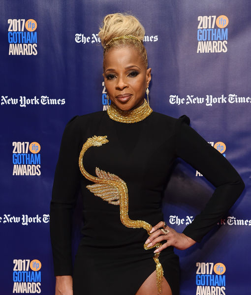 Mary J. Blige Opens Up About Divorce from Kendu Isaacs