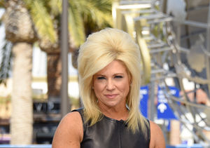 Theresa Caputo Tears Up About Her Broken Marriage