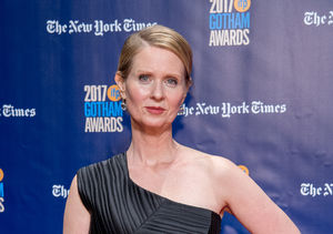 Cynthia Nixon Jokes About What It's Going to Take to Make 'Sex and the City…