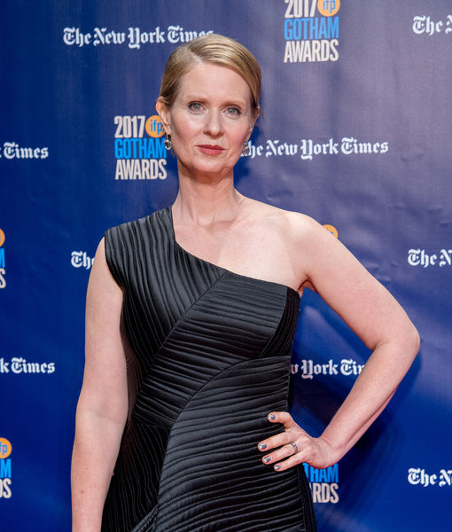 Cynthia Nixon Jokes About What It's Going to Take to Make 'Sex and the City 3'