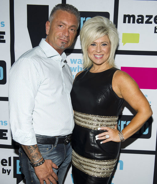 Larry Caputo Takes to Twitter After Theresa Breaks Down on 'Long Island Medium'