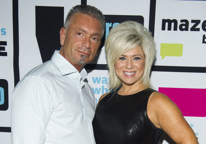 'Long Island Medium' Star Larry Caputo Dishes on His 'Stress-Free' Life…