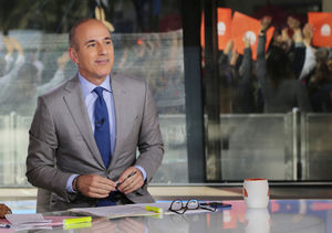 Matt Lauer Speaks Out After Sexual Misconduct Allegations