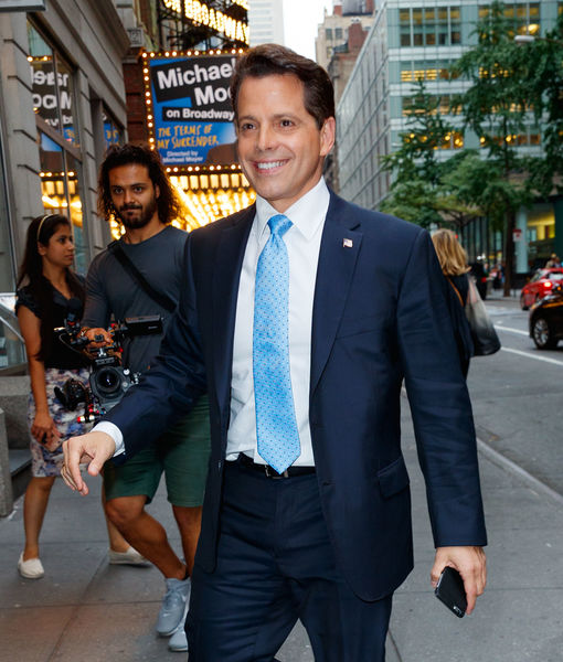 Anthony Scaramucci Reveals When He Last Talked to President Trump