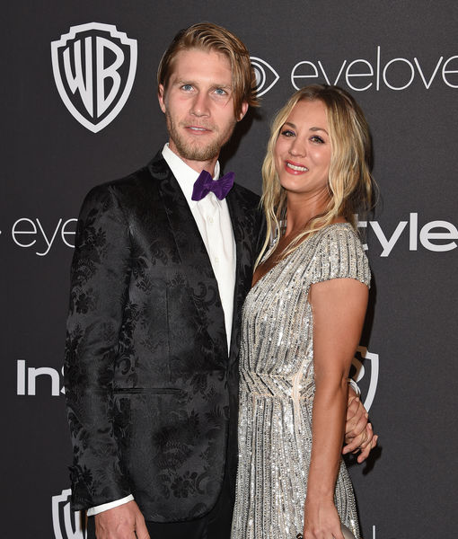 1979fafebec Kaley Cuoco   Karl Cook Engaged! Watch the Emotional Proposal Video ...