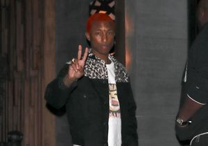 Pharrell's New Look and More Star Transformations