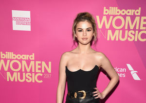 Billboard's Woman of the Year Selena Gomez Breaks Down in Tears, Plus: What…