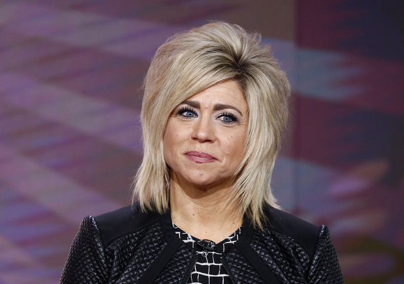 Theresa Caputo Dishes on Daughter's Wedding, Plus: How Are Things with…