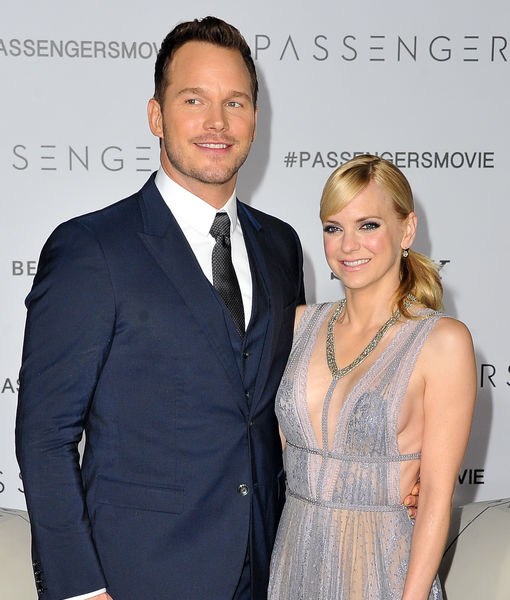 Chris Pratt Breaks Silence on Anna Faris Split