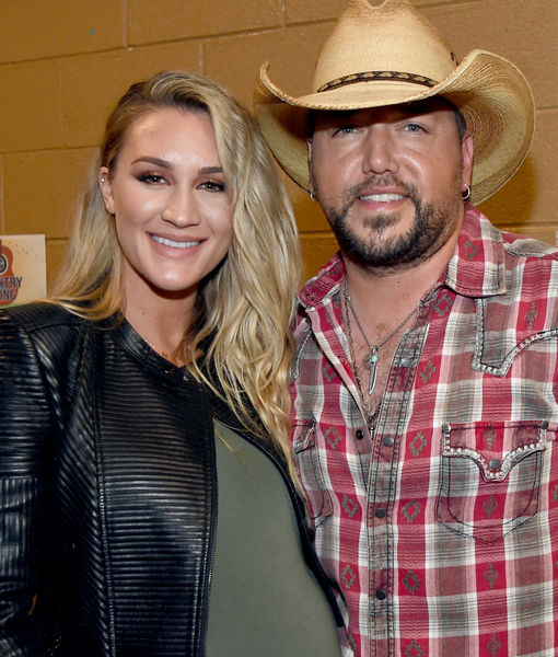 Jason Aldean & Brittany Kerr Welcome a Son!