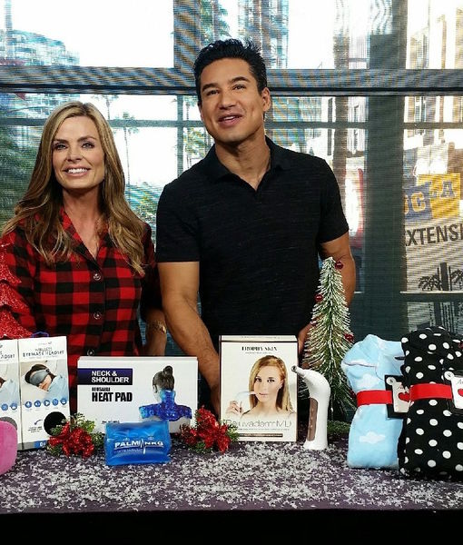'Extra's' Pop-Up Shop: Sleep Masks, Heat Therapy Pads, Skincare Sets and Pajamas