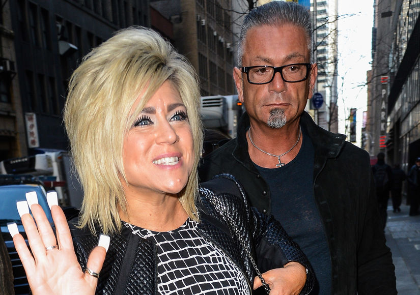 Theresa Caputo's First Words After Her Split