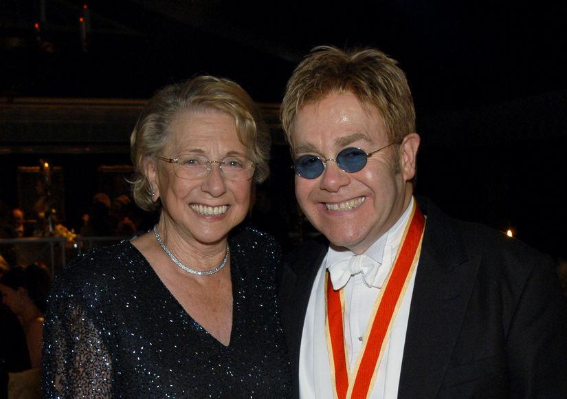 Elton John's Mom Dies at 92