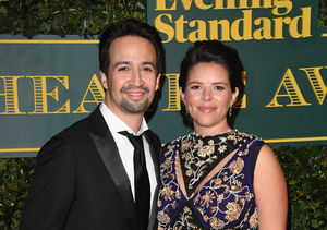 Lin-Manuel Miranda & Wife Vanessa Nadal Expecting Baby #2!