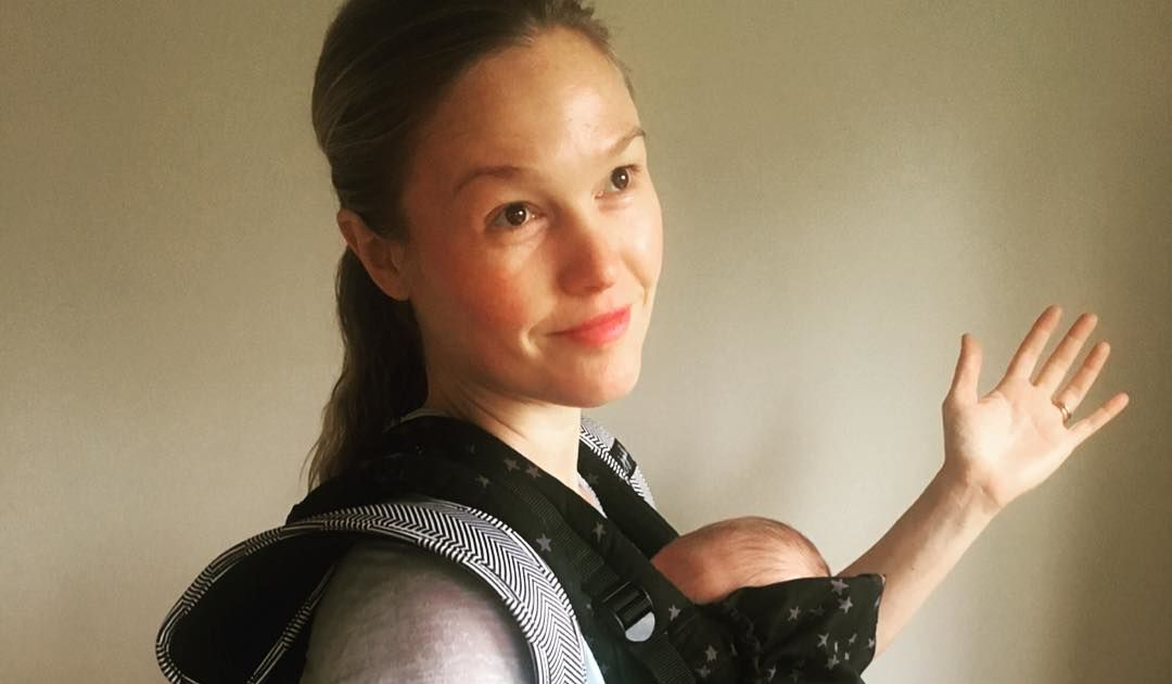 What Julia Stiles Wants Mommy Shamers To Know About This