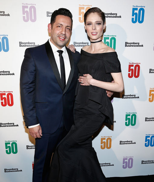 Coco Rocha Is Pregnant with Baby #2 — See Her Cute Announcement!