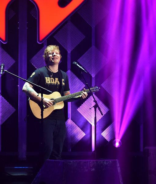 Would Ed Sheeran Consider Performing at Prince Harry's Wedding?