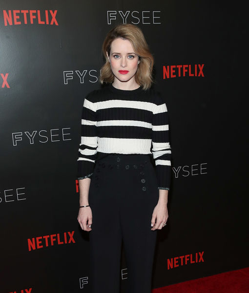 Claire Foy's 'Wild Fear' About Queen Elizabeth