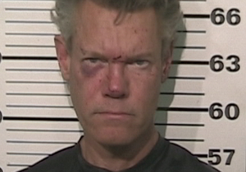 Randy Travis Naked and Praying in 2012 DWI Arrest Video