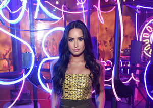 Demi Lovato Suffers Painful Injury in Bali
