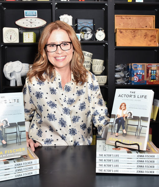 Jenna Fischer Talks New Book, and the Real-Life Jim and Pam