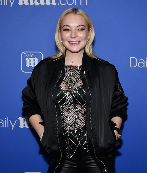 Lindsay Lohan Opens Up About Her New 'Calmer' Life