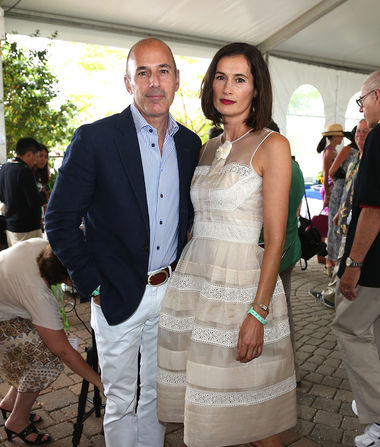 How Much Is Matt Lauer Reportedly Agreeing to Pay in His Divorce?