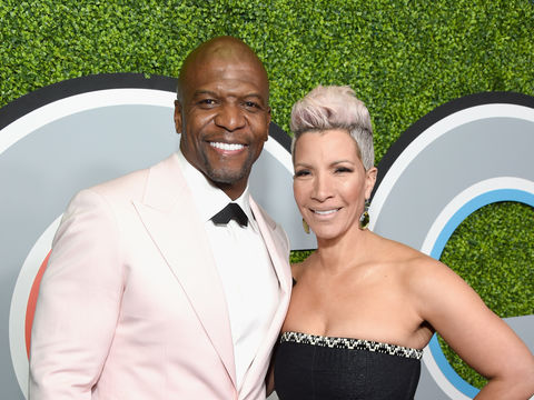 Terry Crews on the New Season of 'AGT,' Plus: He Gives a Health Update on His Wife