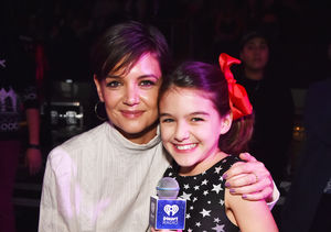 All Grown Up! Katie Holmes Shares Rare Photo of Mini-Me Daughter Suri