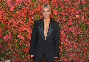 Why Kim Kardashian Is Being Mom Shamed for Latest Instagram Pic