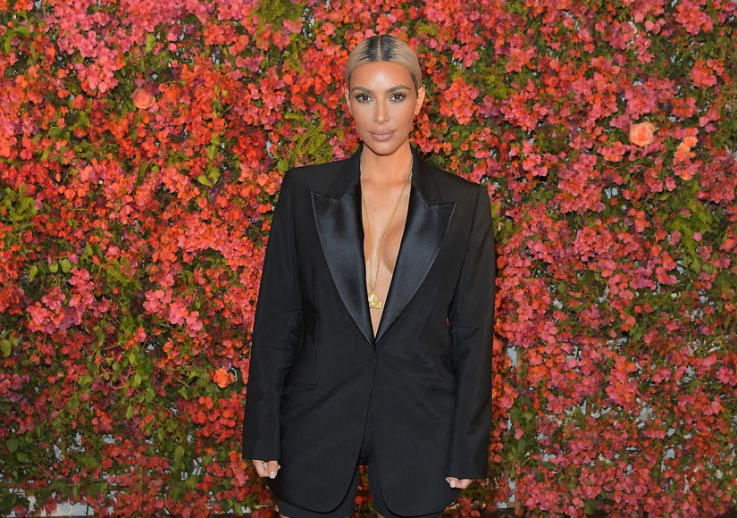 Rumor Bust! Kim K Delivery Room Drama Story Not True