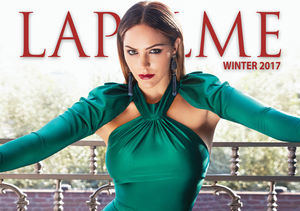 Katharine McPhee, Lapalme Cover Girl, Dishes on Kissing Her Ex
