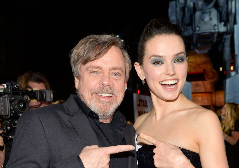 'Star Wars: The Last Jedi' Premieres — See the Pics!
