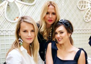Pics! Jessica Alba's High Tea Baby Shower