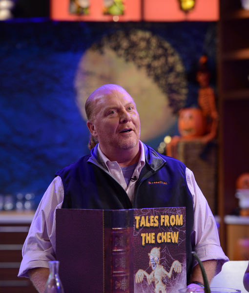 TV Shocker! Mario Batali Leaves 'The Chew' Amid Sexual Misconduct Allegations