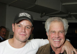 Matt Damon Gives Health Update on His Sick Dad: 'We'll Take Any…