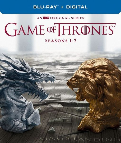 Win It! 'Game of Thrones': The Complete Seasons 1-7 on Blu-ray