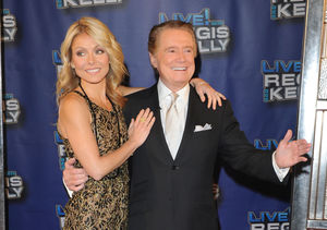 Here's Why Regis Philbin Wouldn't Talk to Kelly Ripa Off-Camera on 'Live'