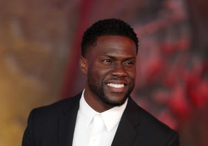 Boss Baby! Kevin Hart Dishes on Fatherhood, and Says 'Baby 'Zo Runs the…